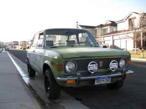 1972 Fiat 128