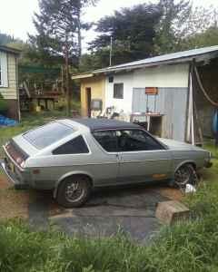 1978 Renault R17 Gordini side