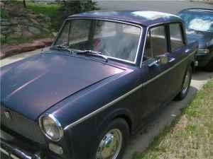 1964 Fiat 1100D left