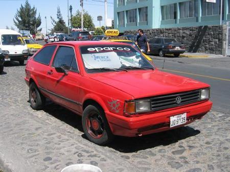 1980s VW Gol