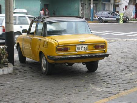 Toyota Corona taxi