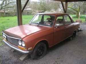 1971 Peugeot 304 left