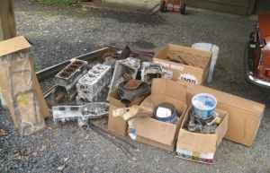 1971 Peugeot 304 parts