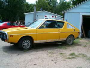 1972 Renault 17