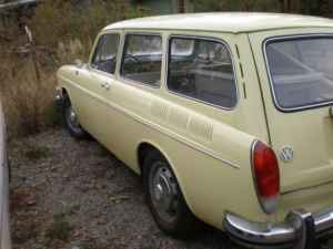 1971 VW Squareback left