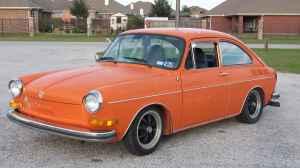 1972 VW Fastback