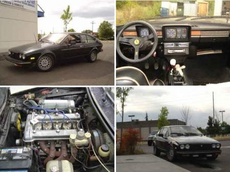 1979 Alfa Romeo Sprint Veloce