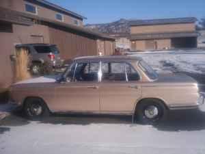 1967 BMW 2000 left