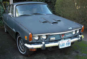 1970 Rover P6B 3500S