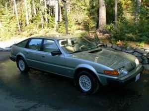 1980 Rover SD1 3500 V8 right
