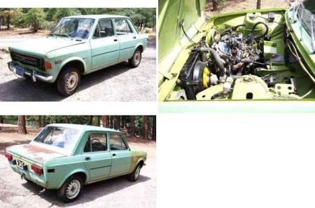 1973 Fiat 128 sedan