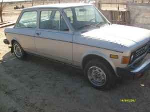 1976 Fiat 128 right
