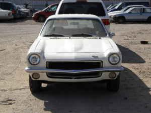 1972 Chevrolet Vega Kammback front