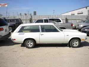 1972 Chevrolet Vega Kammback right