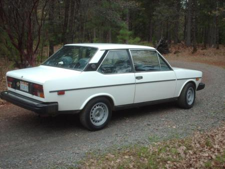 1979 Fiat Brava right
