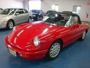 1991 Alfa Romeo Spider CE