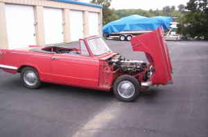 1962 Triumph Herald 6 left