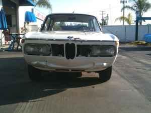 1969 BMW 2000 tilux front
