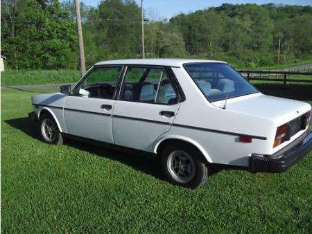 1980 Fiat Brava left