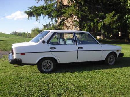 1980 Fiat Brava right
