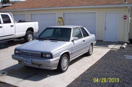1987 Renault GTA front