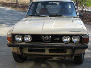 1978 Subaru Brat front