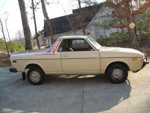 1978 Subaru Brat right