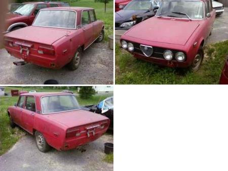 1974 Alfa Romeo Berlina
