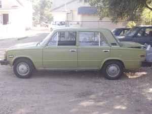 1974 Fiat 124 Special TC left