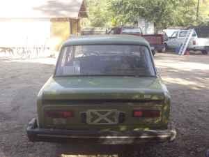 1974 Fiat 124 Special TC rear