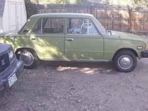 1974 Fiat 124 Special TC right