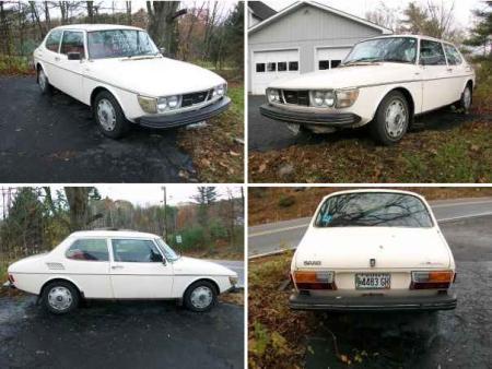 1977 Saab 99 GL