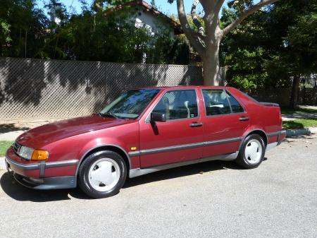 1993 Saab 9000CSE 2.3 turbo
