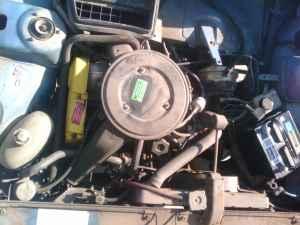 1977 Fiat 128 3p engine