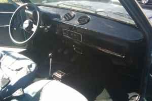 1977 Fiat 128 3p interior
