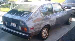 1977 Fiat 128 3p rear