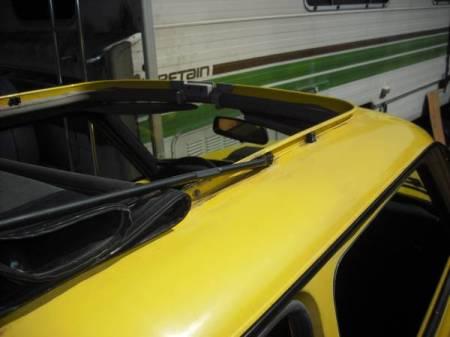1979 Renault LeCar ragtop