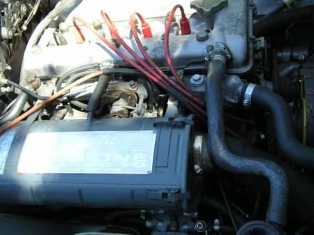 1976 Alfa Romeo Alfetta GT engine