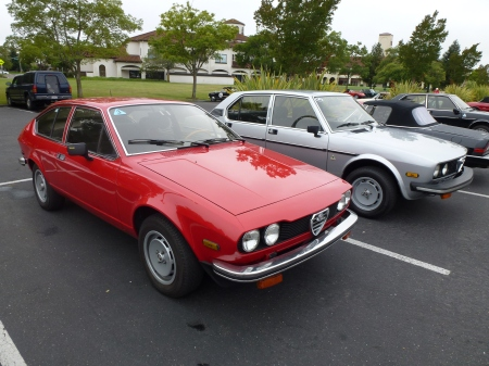 Alfetta GT and Berlina 1