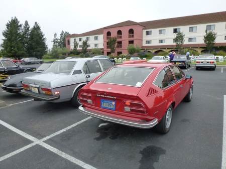 Alfetta GT and Berlina 2
