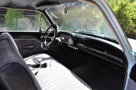 1962 Ford Falcon interior