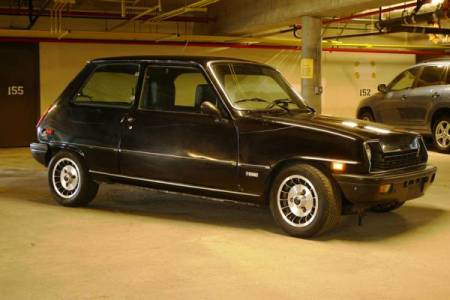 1978 Renault LeCar right front