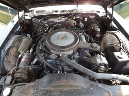 1968 Oldsmobile Toronado engine