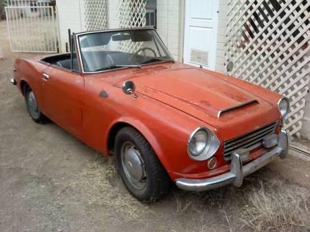 1969 Datsun 2000 Fairlady