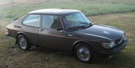 1978 Saab 99 Turbo right front