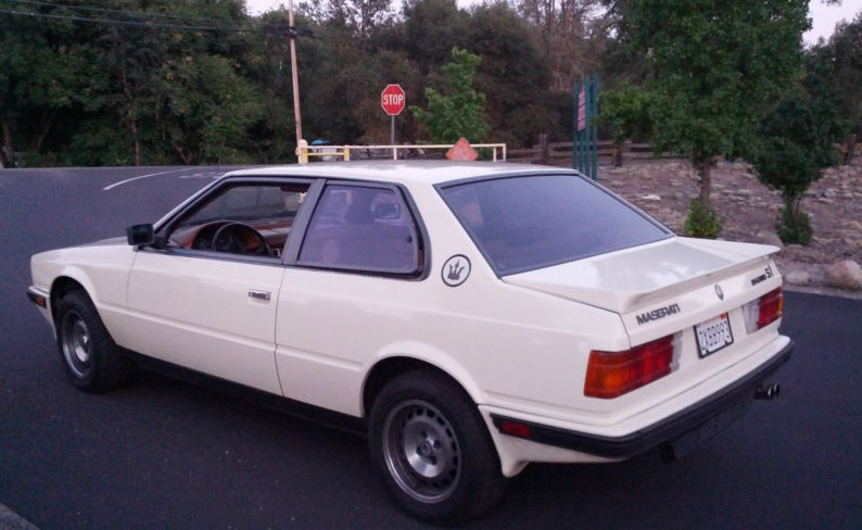 The Anti-E30 – 1987 Maserati BiTurbo Si | Rusty But Trusty