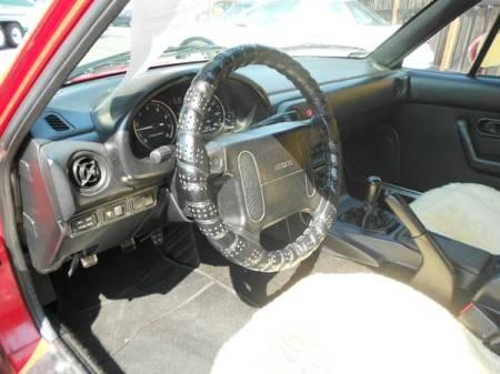 1992 Mazda Miata interior
