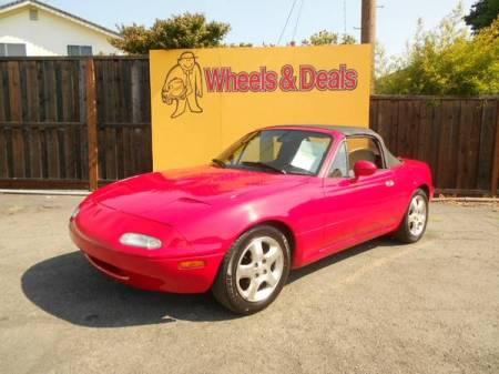1992 Mazda Miata left front
