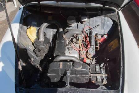 1960 Peugeot 403 engine