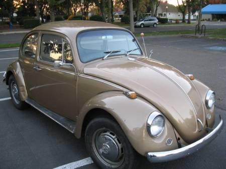 1964 Volkswagen Beetle right front